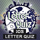 Letter Photo Quiz With CMS & Ads - iOS - CodeCanyon Item for Sale