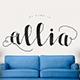 Allia Typeface - GraphicRiver Item for Sale