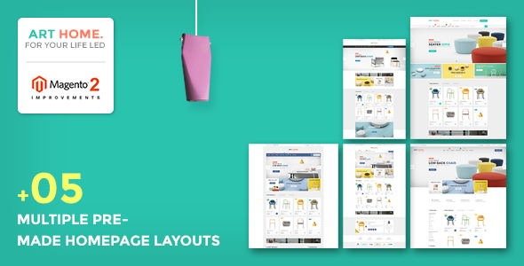 Ves FShow - Responsive Magento Pages Builder Theme - 8