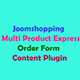 Joomshopping Multi Product Express Order Form Content Plugin - CodeCanyon Item for Sale