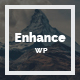 Enhance - Multi-Purpose Onepage Multipage Theme Nulled