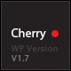 Cherry Portfolio WordPress Theme - ThemeForest Item for Sale