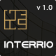 Interrio - HTML Template for Architecture, Construction, and Interior Design خرید و دانلود
