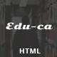 Educa - Responsive Educational Template Nulled