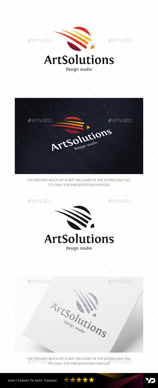 Art - Objects Logo Templates
