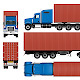 Truck with Container - GraphicRiver Item for Sale