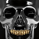 Skull Grillz PSD CD Mixtape Cover Template - GraphicRiver Item for Sale