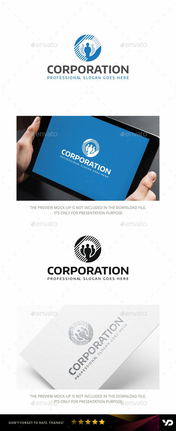 People - Humans Logo Templates
