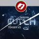 Modern Glitch MovieTeaser V3 - VideoHive Item for Sale