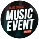 Music Event Promo - VideoHive Item for Sale