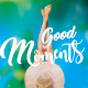 Good Moments Flyer Template