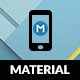 Materialise Mobile | Mobile & Tablet Responsive Template Nulled