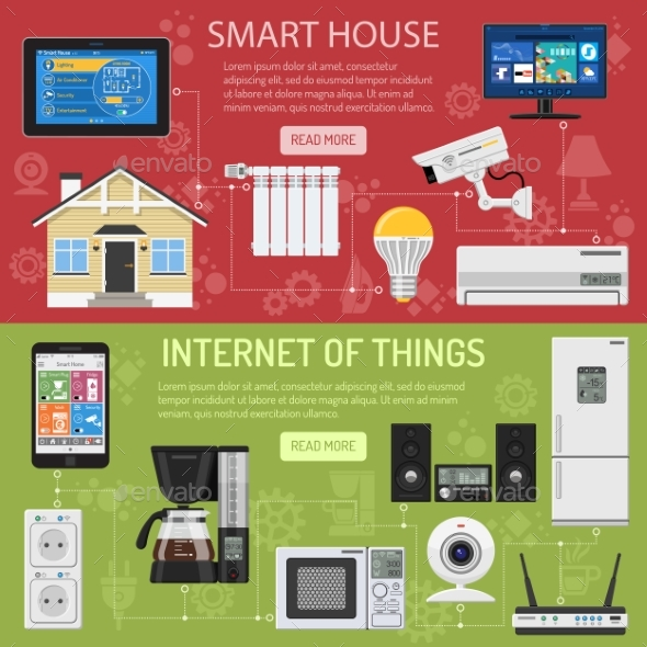 Smart House and Internet of Things - Computers Technology