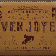 OVERJOYED FONT - GraphicRiver Item for Sale
