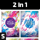 Dream Sounds Party Flyer - GraphicRiver Item for Sale