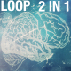 Brain Background 2 in 1 - VideoHive Item for Sale