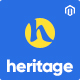 Heritage - Responsive Magento 2 Theme - ThemeForest Item for Sale