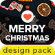 Merry Christmas Sale Pack - GraphicRiver Item for Sale