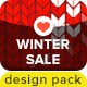 Winter Sale Pack - GraphicRiver Item for Sale