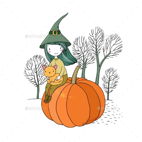 Autumn Theme. Halloween. - Halloween Seasons/Holidays