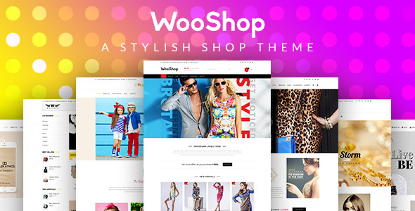 Woocommerce Shop – Multipurpose Woocommerce Theme