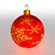 Christmas Ball 1 - 3DOcean Item for Sale