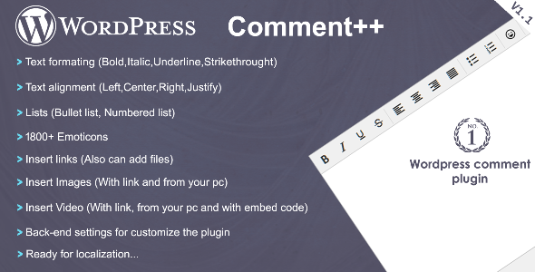 Advance comment system wordpress plugin - CodeCanyon Item for Sale