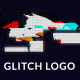 Screen Glitch Logo Reveal - VideoHive Item for Sale