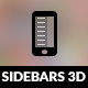 SideBars 3D | Mobile & Tablet Responsive Template - ThemeForest Item for Sale