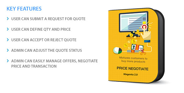 Magento 2 Price Negotiation - CodeCanyon Item for Sale