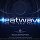 Heatwave EDM Flyer Template - GraphicRiver Item for Sale