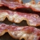 a Slice of Bacon Fried on Grill - VideoHive Item for Sale