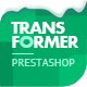 Transformer Responsive Prestashop Theme - ThemeForest Item for Sale