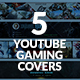 Gaming YouTube Channel banner - GraphicRiver Item for Sale