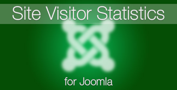Site Visitor Statistics for Joomla - CodeCanyon Item for Sale