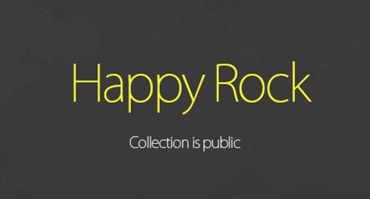 Happy Rock Collection