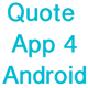 Quote App for Android - CodeCanyon Item for Sale