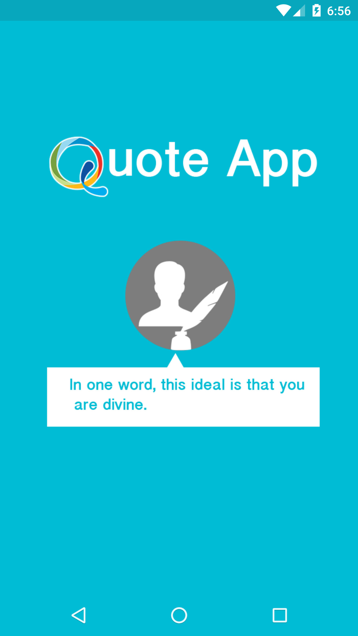 Quote App For Android By Arkayapps Codecanyon