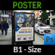 Auto Parts Poster Template