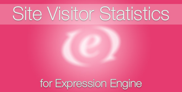 Download Site Visitor Statistics for ExpressionEngine nulled version