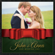 Wedding Event CD Cover v17