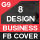 Facebook Cover 8 Design - GraphicRiver Item for Sale