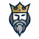 King Logo - GraphicRiver Item for Sale