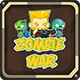 Zombie War - Buildbox 2 Game Template + Android Eclipse Project Template Included - CodeCanyon Item for Sale