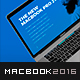 MacBook 2016 Mockup - GraphicRiver Item for Sale