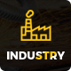 Industry Press - Factory & Industrial Business HTML Template Nulled
