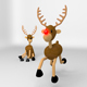 Reindeer - 3DOcean Item for Sale
