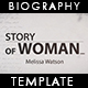 Story Of Woman - VideoHive Item for Sale