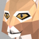 Low poly bobcat - 3DOcean Item for Sale