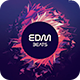 EDM Beats Flyer - GraphicRiver Item for Sale